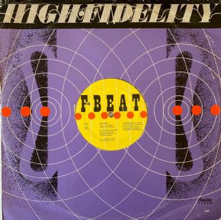 "Elvis Costello And The Attractions - High Fidelity (12"") (G-VG/G)"